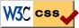 Valid CSS!