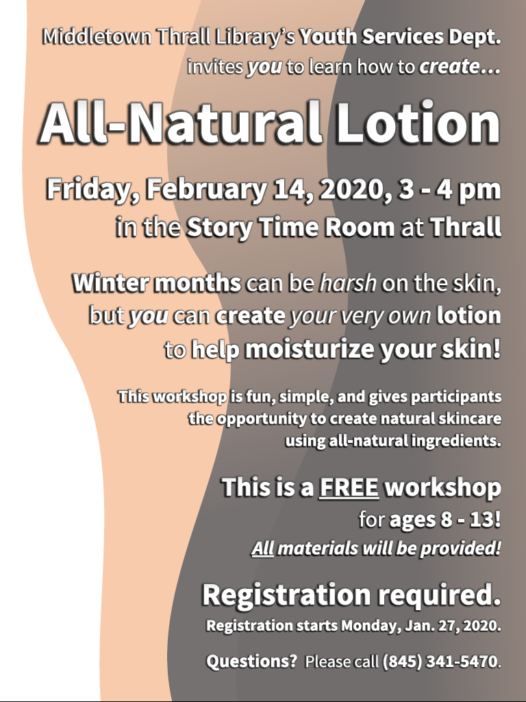 All-Natural Lotion