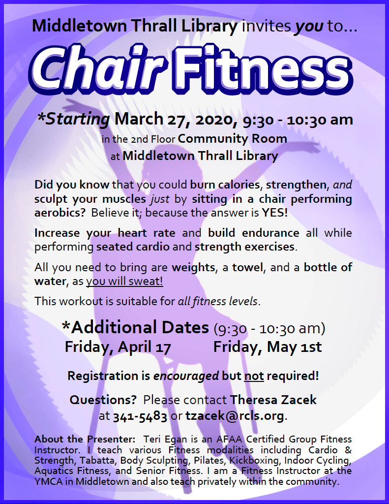 Chair Fitness