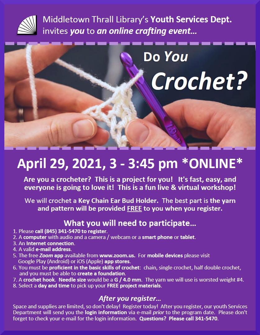 Do You Crochet?