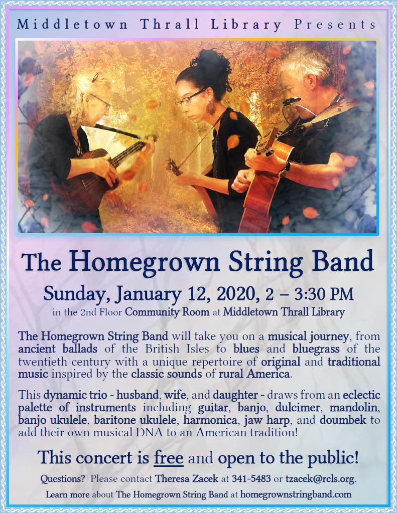 Homegrown String Band