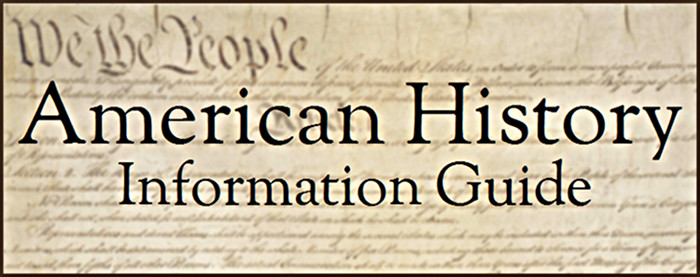 Middletown Thrall Library: American History Resources On The Internet