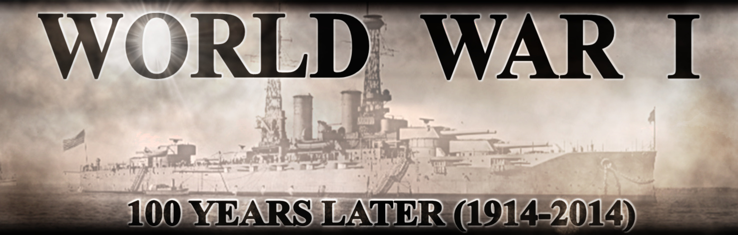 Special Coverage Center - WW1 - WWI - The First World War - The ...